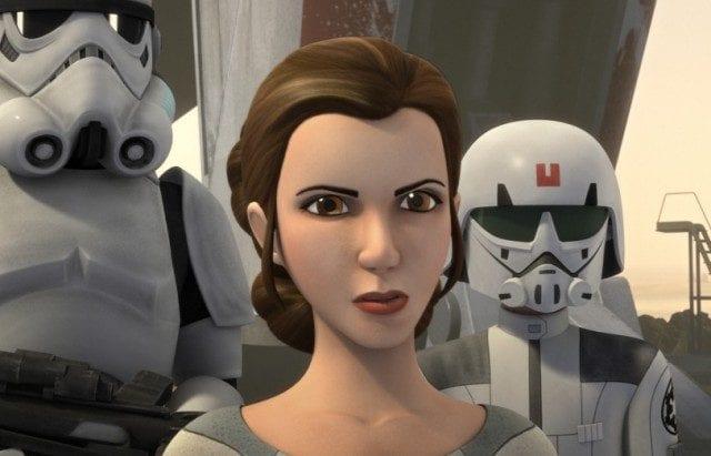 Star Wars Rebels mit epischem Mid-Season Trailer