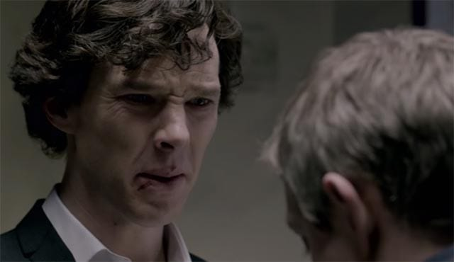 Sherlock: Outtakes & Behind The Scenes