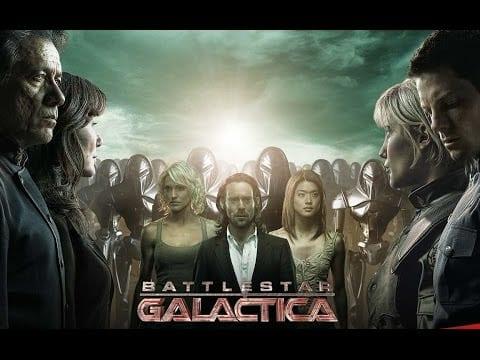 Battlestar Galactica kommt ins Kino
