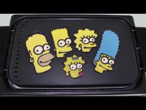 Simpsons Pfannekuchen anyone?
