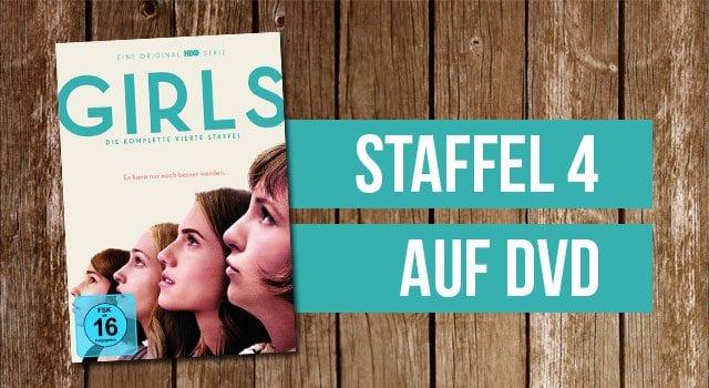 """Gewinnt Staffel 4 von """"Girls""""!"""