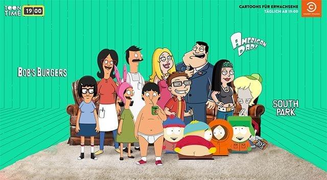 Welcher Cartoon-Charakter bist du?