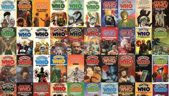 BBC legt Doctor Who Bücher neu auf