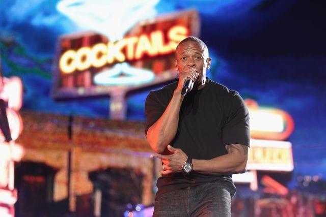 Dr. Dre im Mittelpunkt der ersten Apple-Serie
