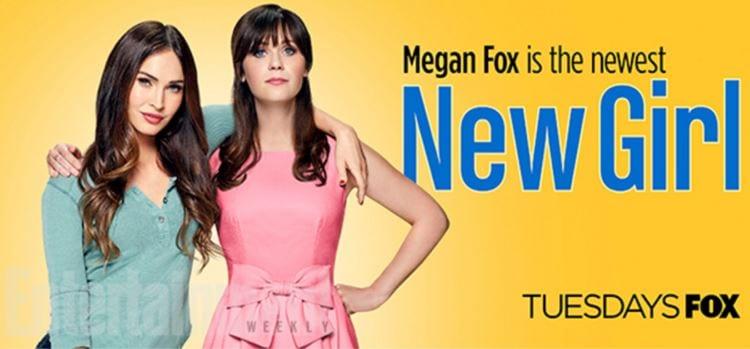 Megan Fox ist die Neue bei New Girl