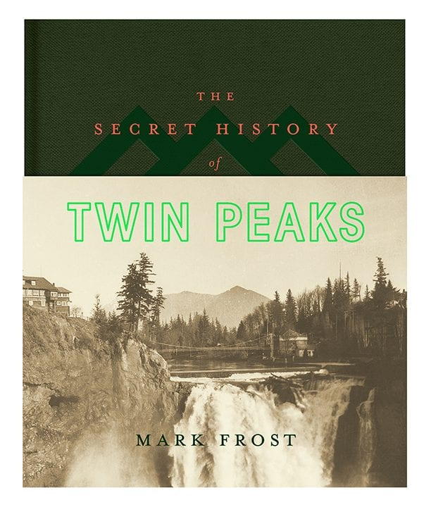 "Buch ""The Secret History of Twin Peaks"" erscheint Oktober"