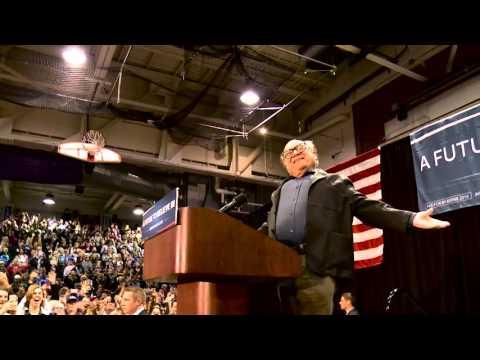 DeVito unterstützt Sanders