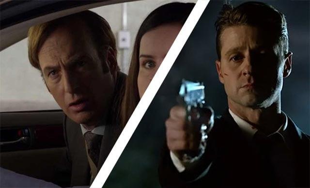 """3. Staffeln für """"Better Call Saul"""" und """"Gotham"""""""