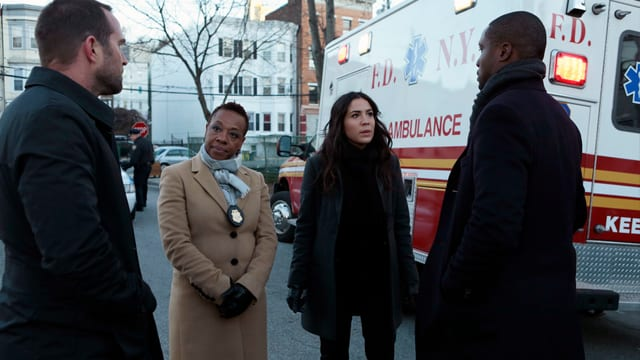 Review: Blindspot S01E13E14 – Erase Weary Youth / Rules in Defiance