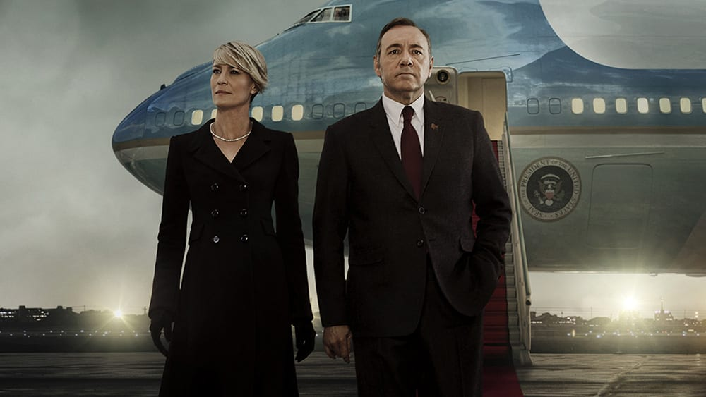 Musik in: House of Cards (Season 3) (Jeff Beal)