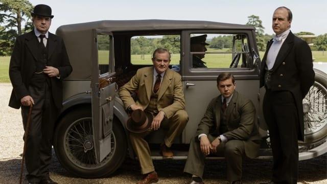 Wird es ein Spin-off zu Downton Abbey geben?