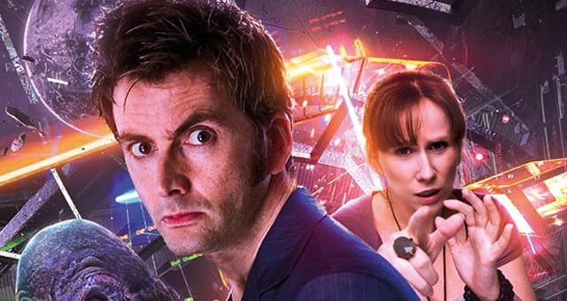 The Tenth Doctor Adventures – Trailer