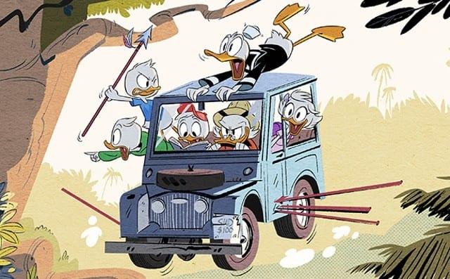 First Look: Die DuckTales kehren zurück