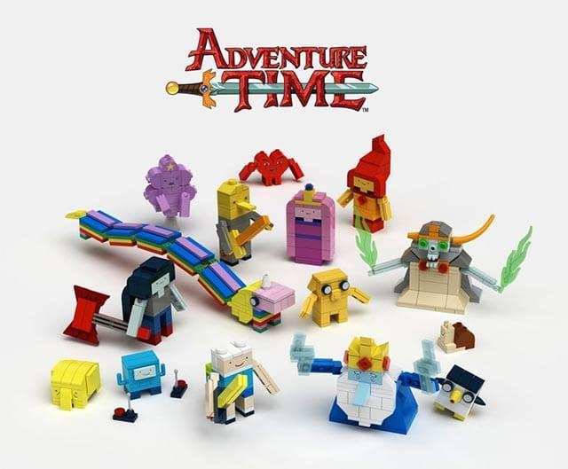 Adventure Time LEGO-Set kommt!