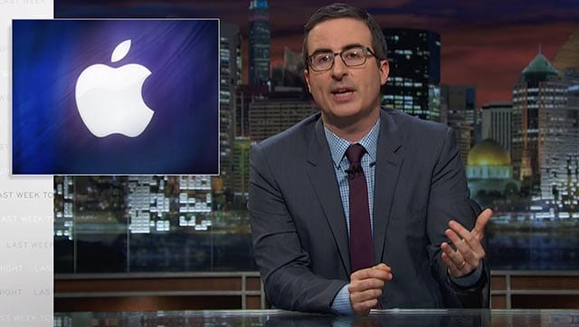 Last Week Tonight with John Oliver: Encryption