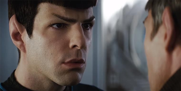 "MY-SPOCK Star Trek-Musicalvideo ""MY SPOCK"""
