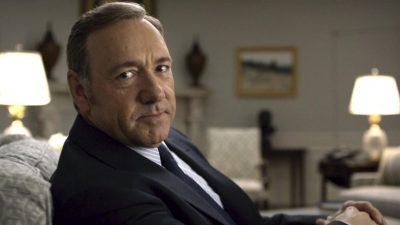 House of Cards Dreharbeiten pausiert wegen Kevin Spacey