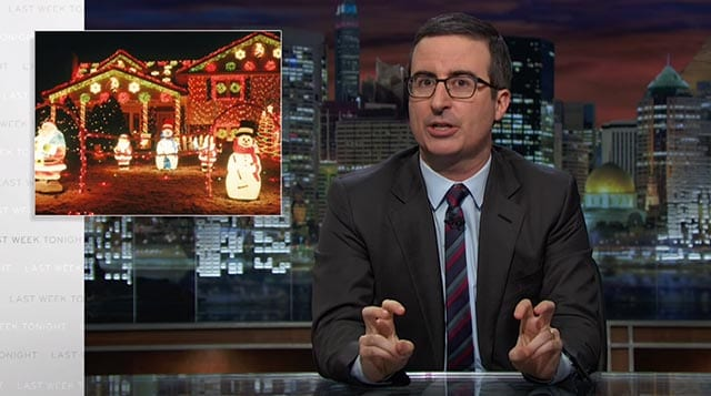 Last Week Tonight with John Oliver: Special Districts