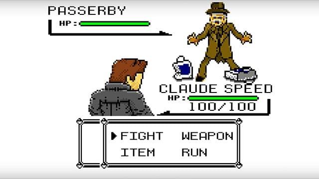 GTA trifft auf Pokémon © Hat-Loving Gamer