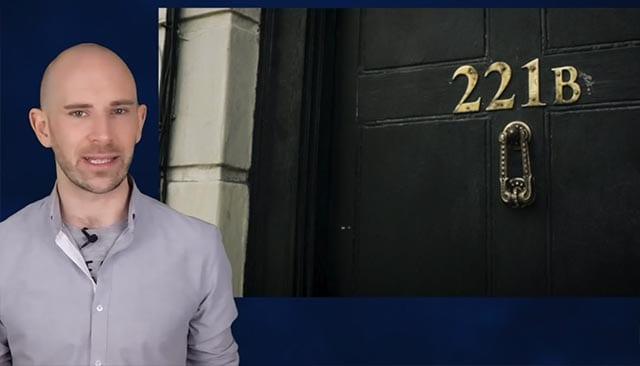 Was passiert mit Sherlock Holmes' Post?