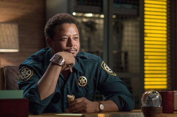 wayward-pines-sheriff-pope Wayward Pines kehrt am 25. Mai mit Staffel 2 zurück