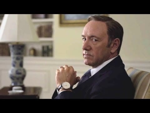 Top 10 Kevin Spacey Rollen