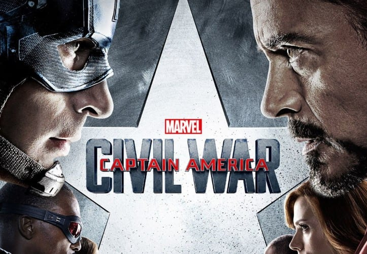 Captain America: Civil War – Crossover mit Luke Cage?