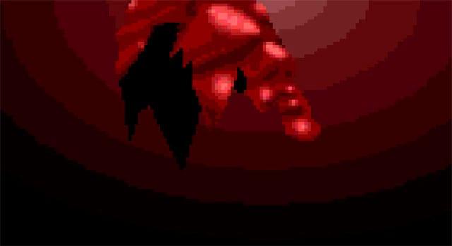 Pixel Daredevil Intro
