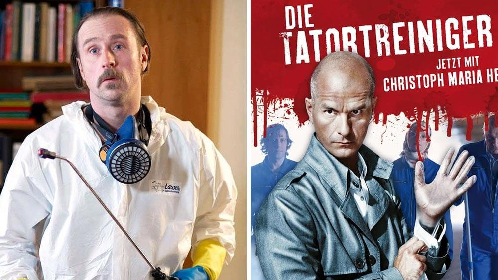 Bjarne Mädel hört auf als Tatortreiniger – Christoph Maria Herbst wird Nachfolger
