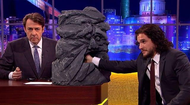 Jon Snow am Lügendetektor