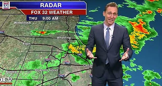 Tom Hiddleston als Wetterfee