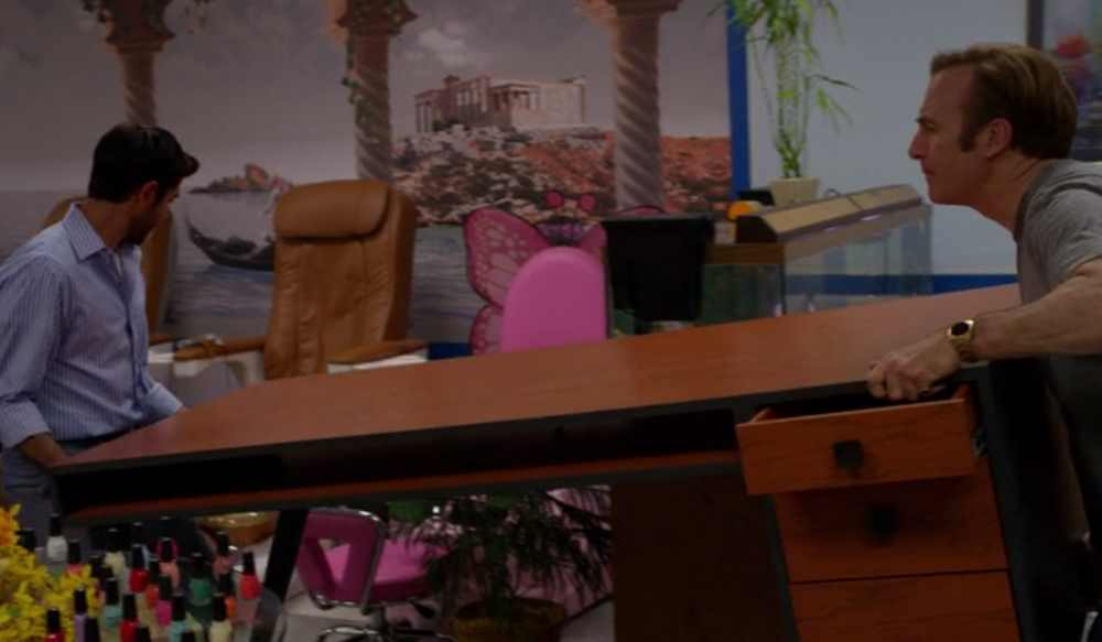 Review better call saul s02e07 inflatable jimmy nimmt - Cocobolo tisch ...