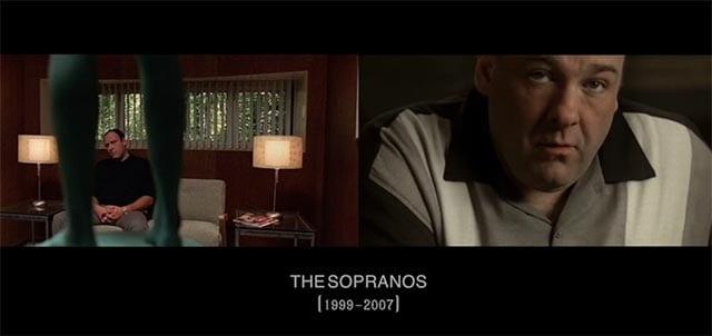 Die ersten und letzten Frames aus Serien