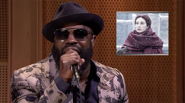 Game of Thrones Rerap von The Roots