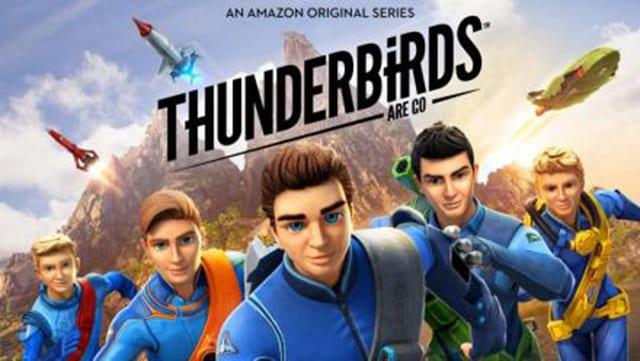 Amazon reanimiert die Thunderbirds