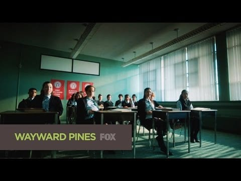 Wayward Pines 2. Staffel: Fight For The Future Teaser