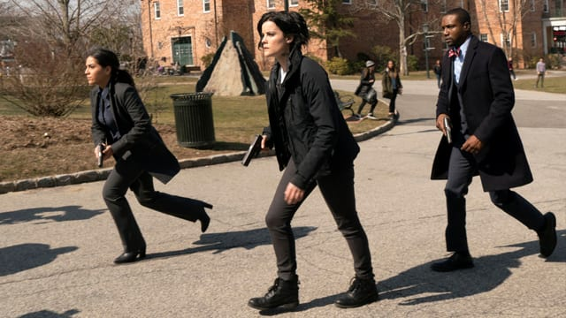 Review: Blindspot S01E19 – In the Comet of Us