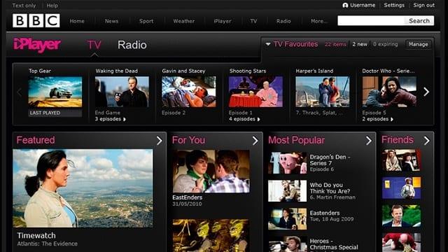 BBC plant ein eigenes Angebot in Sachen Streaming