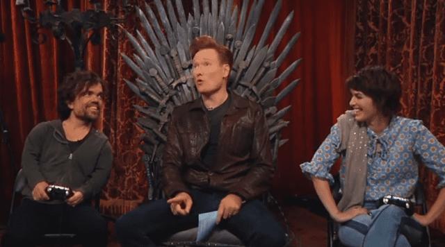 "Overwatch: GoT-Cast spielt mit Conan ""Clueless Gamer"""