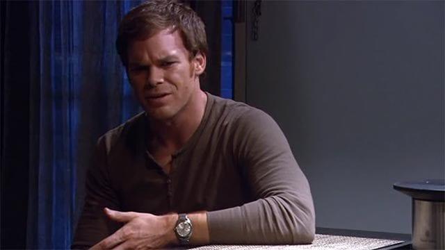 Die besten Momente von Dexter Morgan und Doakes