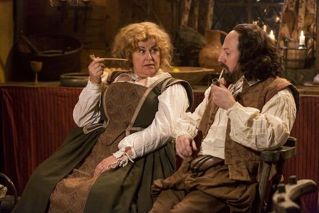 Review: Upstart Crow S01E01 – Star Crossed Lovers
