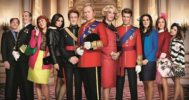 Review: The Windsors S01E01E02 – Moronic Airheads