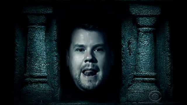 Game of Thrones: Hall of Faces mit James Corden