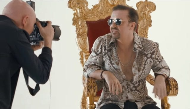 "Neuer Trailer zu The Office-Spinoff ""David Brent: Life On The Road"""