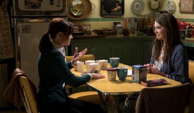 Gilmore Girls Fortsetzung inspiriert durch die Sherlock Reihe