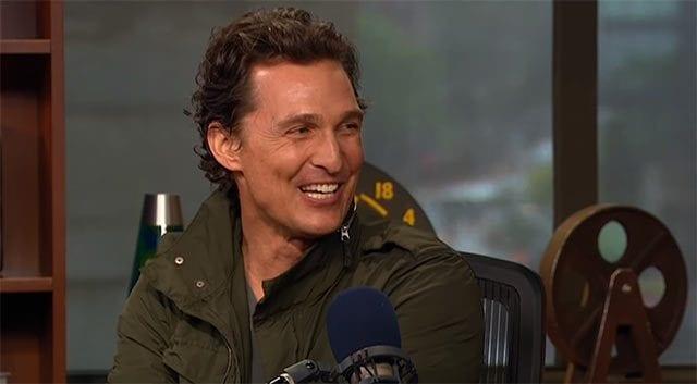 Matthew McConaughey vermisst Rust Cohle