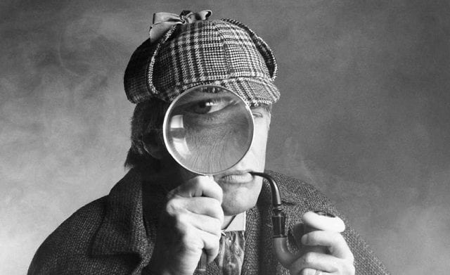 100 Jahre Sherlock Holmes und Dr. Watson