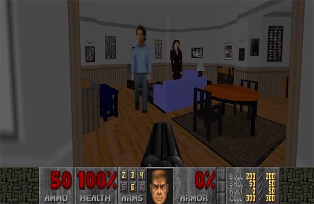 Doom 2 – Seinfeld: Jerry's Apartment