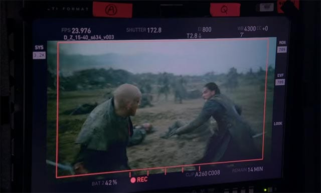 "Making of ""Battle of Bastards"""