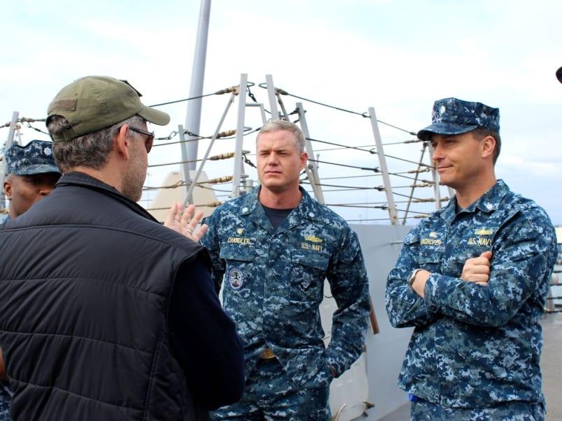 Wegen Orlando: The Last Ship Staffelpremiere heute fällt aus
